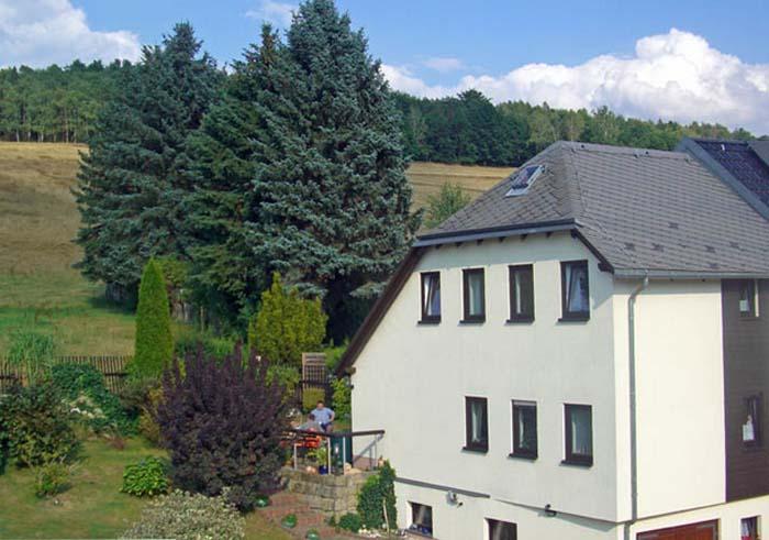 Gästehaus in Pfaffendorf