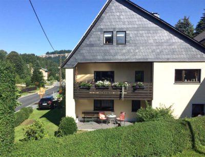 Gästehaus Jeremias Sächsische Schweiz