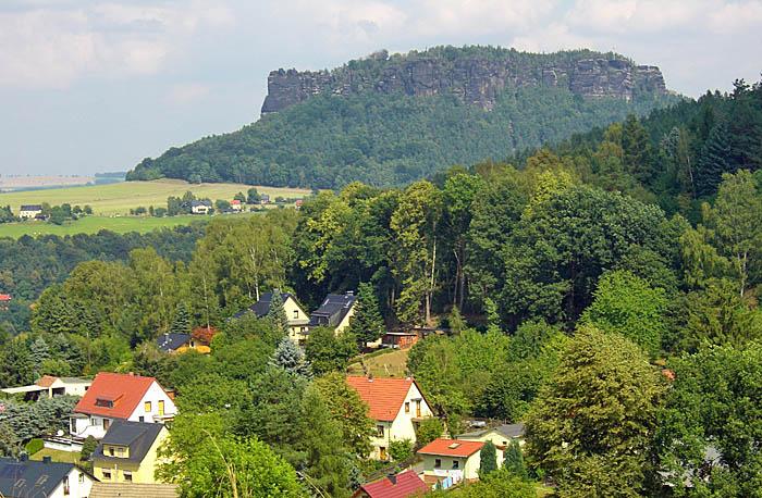 Lilienstein, Sächsische Schweiz
